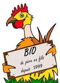 Logo Poulet Pèreenfilsdepuis1999